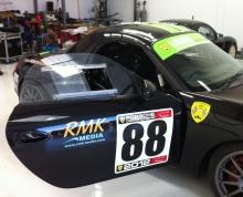 At Newbridge Motorsport, pre-season
