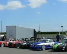 750MC Roadsports, July 2013