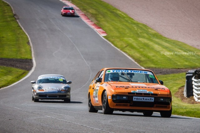 Ahead of the solo Class B Boxster