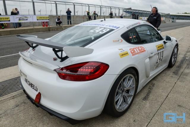 #249 Chris Valentine Nick Scott-Dickeson Newbridge Motorsport Porsche Cayman Clubsport -8154