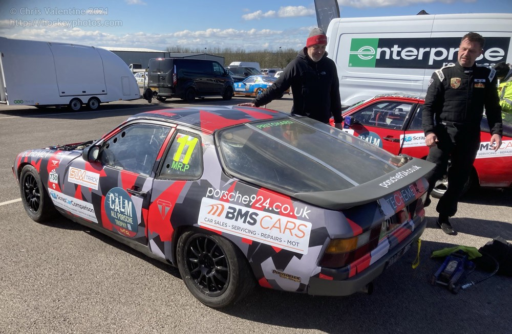 Andy Pritchard's 924